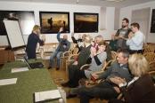 A Közönségkapcsolatok és az Erdők a Közjóért Szakosztályok évzáró rendezvénye az Információs Központban, 2018.12.11. - Fotó:Greguss László Géza