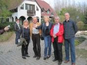 A Bosznia-Hercegovinai erdészek tanulmányútja Magyarországon. 2011.04. 18-22. Fotó: Gerely Ferenc