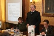 Közgyűlés a régi székház Erdész termében - 2011.12.08. - Fotó: Greguss László Géza