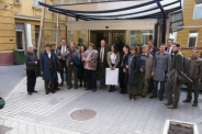 A Közönségkapcsolatok Szakosztály a Magyar Rádióban - 2012.03.13. - Fotó:Greguss László Géza