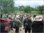 Emléktúra a 138-adik Országos Erdészeti Vándorgyűlés 5 éves évfordulója alkalmából,2012.06.13.