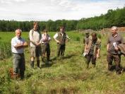 Az OEE Erdővédelmi Szakosztályának tanulmányútja Zalában, 2012.június 13-15.