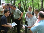Régészekkel a Jakab-hegyen - Baranya megyei HCS -2012.05.30.