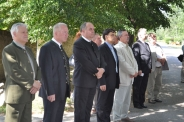 gr. Nádasdy Ferenc szoboravató - 2012.06.29. Kép:Pápai Gábor
