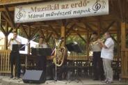 Muzsikal az Erdő 2012 - zárórendezvény - 2012. július 8. - Kép:Nagy László
