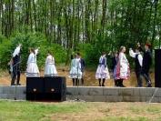 Akácivrágzás ünnepe Napkoron 2007. 05. 19.