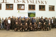 Természeti értékek megőrzése a Polyána és a Börzsöny területén nyitókonferencia - Detva,Szlovákia - 2012.10.24.