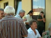 Nyugdíjas találkozó az Egri HCS-nál
