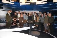 Közönségkapcsolatok Szakosztály az MTV gyártóbázisán 2013.02.28. Fotó:Greguss László Géza