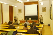 Házi berkenye az Év Fája 2013 - az OEE Soproni HCs rendezvénye - 2013.04.11. Fotók:Nagy László