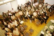 Küldöttgyűlés az Erdészeti Információs Központban - 2013. 05.03.  - Fotók:Nagy László