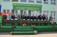 120 éves a görgényszentimrei erdőőri iskola - 2013.04.26. - Fotók:Andrési Pál