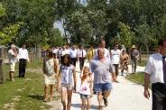 Festetics Imre Állatpark ünnepélyes megnyitó - Keszthely - 2013.06.20. - Fotók:Nagy László/OEE