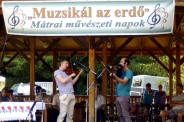 Muzsikál az erdő 2013 - zárórendezvény - Fenyvespuszta - Mátra - 2013.07.07. - Fotók:Nagy László