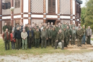 Győri EG HCs rendezvénye a Soproni HCs részvételével Fertőd-Vitnyéd, 2013.10.9. Fotó:Greguss László Géza