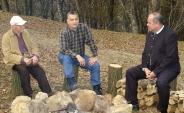 Som-hegyi turistaház miniszterelnöki avatása a Pilisben - Pilisszentkereszt-Pilisszántó - 2013.10.29. - Fotók:Nagy László -