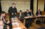 Kihelyezett elnökségi ülés a Nyugat-Dunántúli Régióban, Sopron 2013.11.21. Fotó:Greguss László Géza