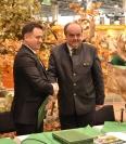 Szakképzési együttműködési megállapodás - OEE-NAK - 2014.02.13. - FeHoVa kiállítás - Képek:Nagy László/Erdészeti Lapok