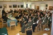 Küldöttközgyűlés az Erdészeti Információs Központban, 2014.05.8. Fotó:Greguss László Géza