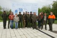Kisalföldön jártak a bajai erdészek,, 2014.05.16.17. -  Fotó:Greguss László Géza