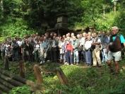Ünnepi Küldöttközgyűlés a Fekete-Tisza forrásánál I. 2007. 08. 20. Foto: Ormos Balázs