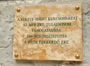 Fekete-hegyi turistaház avatás - Pilisi Parkerdő Zrt. - 2014.05.30. - fotók:Nagy László/Erdészeti Lapok