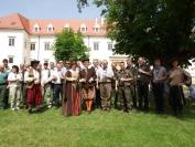 Pannónia Napok 2014 - Nemzetközi Erdésztalálkozó Szlovéniában - OEE Szombathelyi HCs - Fotók:Bakó Csaba