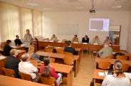 Agrárklíma projekt - Sajtókonferencia - Sopron - NYME - 2014.06.24. - Fotók:Nagy László/Erdészeti Lapok