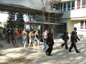 Megérkeztek a balekok Sopronba 2007. 08.26. Foto: Ormos Balázs