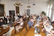Tisztújítás a Közönségkapcsolatok Szakosztályban - 2014.09.18. - Fotó:Greguss László Géza