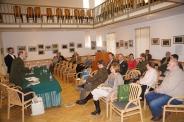 Közönségkapcsolatok Szakosztály évadnyitó szakosztályülése, 2015.03.4. - Fotó:Greguss László Géza