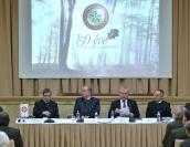Ünnepi közgyűlés - 150. Jubileumi Év megnyitása - FM Darányi terem - 2015.12.08. - Fotók:Nagy László - Erdészeti Lapok