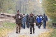 Soproniak az Estreházy erdőbirtokon - Fotók:OEE Soproni HCs