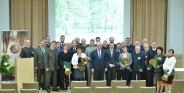 Pro Silva Hungariae kitüntetés átadás - FM - 2016.03.21. - Fotók:Pelsőczy Csaba/FM - Nagy László/Erdészeti Lapok