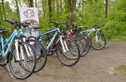 Pilis Bike kerékpáros hálózat avatás - Pilisszentlászló - Pilisi Parkerdő Zrt. - 2016.04.27. - Fotók:Nagy László/Erdészeti Lapok