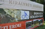 Bringázz a Börzsönyben - erdei kerékpárút avatás - Királyrét - Ipoly Erdő Zrt. - 2016.05.07. - Fotók:Nagy László/Erdészeti Lapok