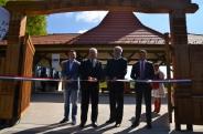 Tiszaigari Arborétum átadásui ünnepség - NEFAG Zrt. - 2016.05.09. - Fotók:Nagy László/Erdészeti Lapok