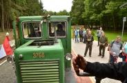 Márianosztra - Nagyirtás erdei vasút átadási ünnepség - Ipoly Erdő Zrt. - 2016.06.02. - Fotók:Nagy László/Erdészeti Lapok