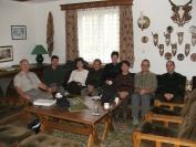 Erdészeti Erdei Iskola Szakosztály Soponyán 2007. 11. 6-7. Foto: Ormos Balázs