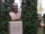 Turós László szobor avatása Vajszló 2007. 11. 08. Foto: Ormos Balázs