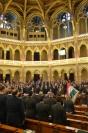 Ünnepélyes jubileumi évzáró közgyűlés a Parlamentben - 2016.12.09. - Fotó:Nagy László/Erdészeti Lapok