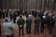 Emlékezés Hajdu Tiborra - Szentgyörgyvölgy - 2017. 11. 16. - Fotók: Nagy László/Erdészeti Lapok