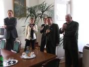 Kitüntetések az FVM-ben 2008 március 14. Foto: Ormos Balázs