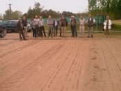 Erdőművelési Szakosztály tanulmányútja a KEFAG Zrt.-nél