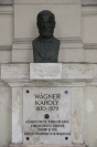 Wágner Károly Emlékév bejelentése, 2009.12.09. Foto:Greguss László Géza