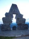A Vereckei emlékmű