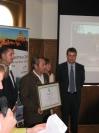 A 2012. év ökoturisztikai díjak átadása